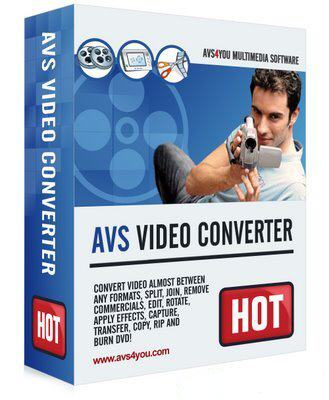 AVS Video Converter v8.1.2.510