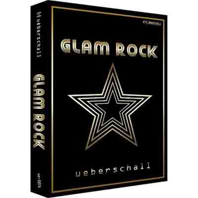 Ueberschall Glam Rock VSTi RTAS DVDR - AiRISO