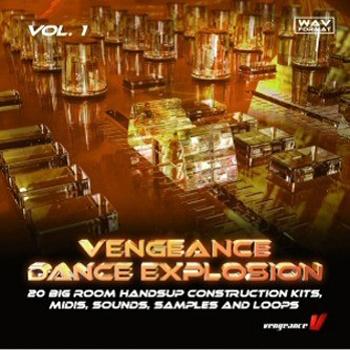 Vengeance Dance Explosion Vol 1 WAV MIDI