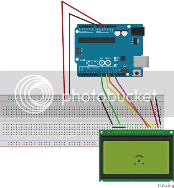 U8glib Arduino