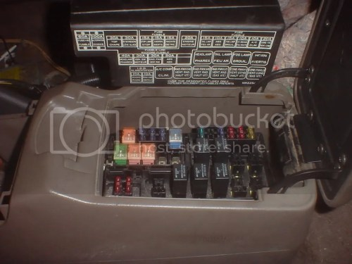 small resolution of 1998 eclipse fuse box location
