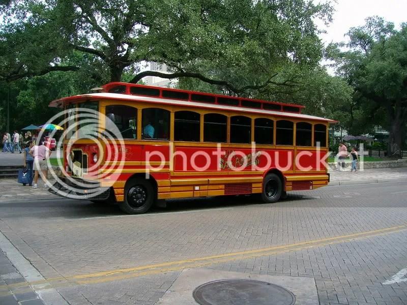 Bus San Antonio