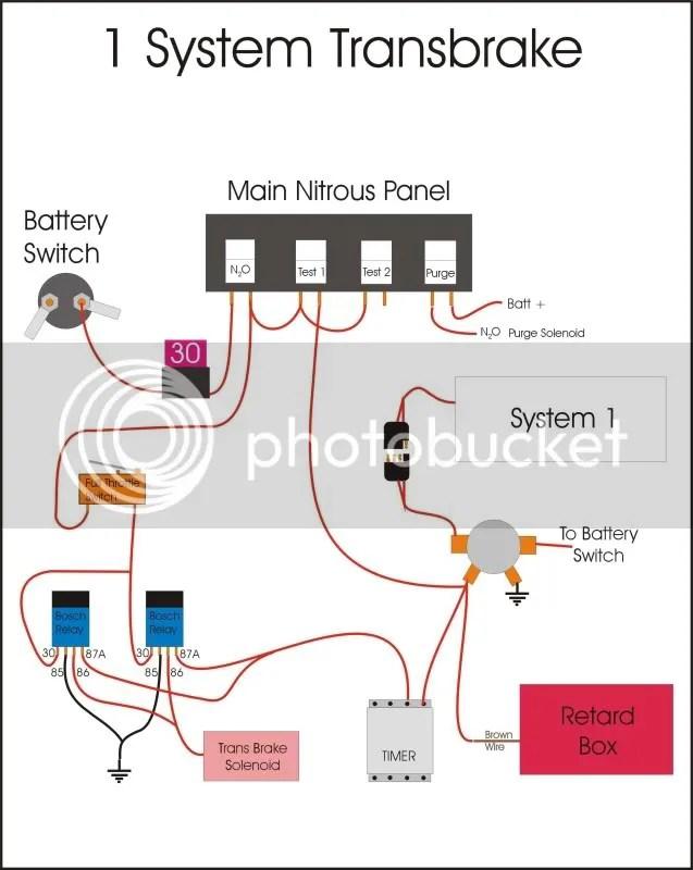 basic nitrous wiring diagrams basic wiring diagram free