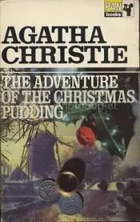 Book review : The Adventure of the Christmas Pudding
