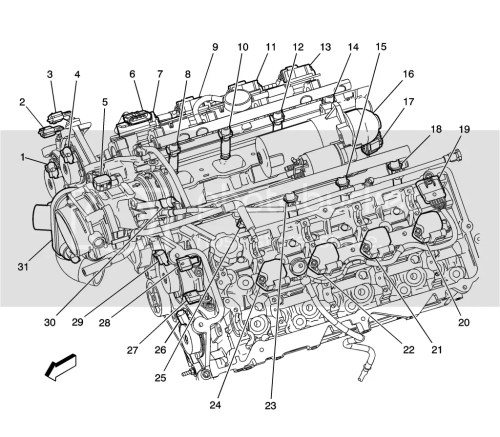 small resolution of 2006 srx evap solenoid location cadillac owners forum 2004 cadillac deville evap system diagram source 2004 cadillac deville intake manifold