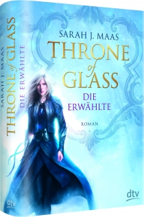 Cover >>Throne of Glass 1<<