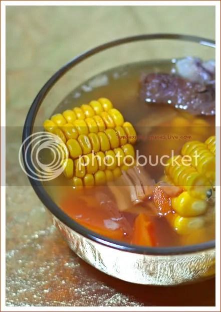 两款大骨头汤
