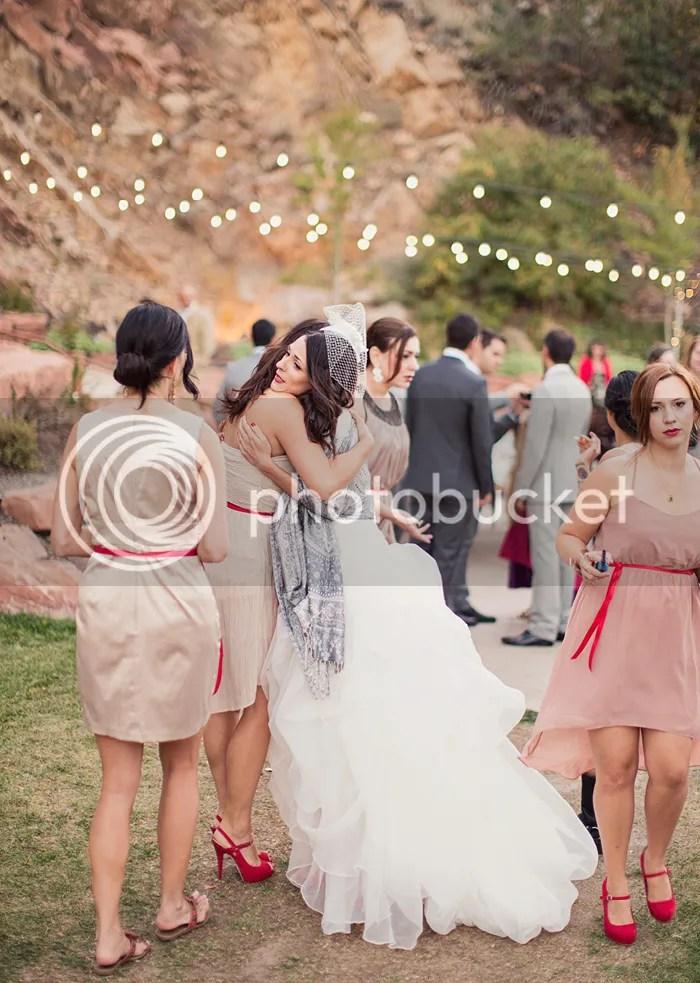 January Wedding Colors