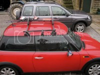 MINI ONE D with Thule roof rack - MINI Cooper Forum