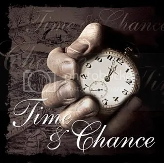 your time is up photo: This Is Your Time & Your Chance timeandchance.jpg