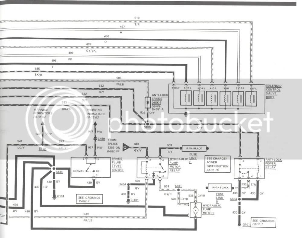 medium resolution of 1986 lincoln mark viii wiring wiring diagram datasource 1985 lincoln mark viii wiring