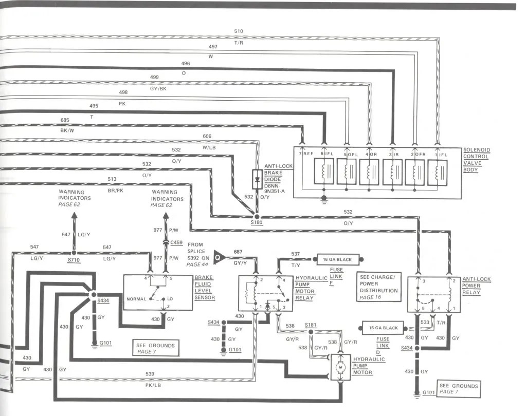 hight resolution of 1985 lincoln mark viii wiring wiring diagram used 1997 lincoln mark viii wiring diagram 1986 lincoln
