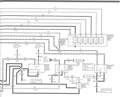 small resolution of 1985 lincoln mark viii wiring wiring diagram used 1997 lincoln mark viii wiring diagram 1986 lincoln