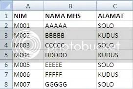 Script PHP Import Excel ke MySQL