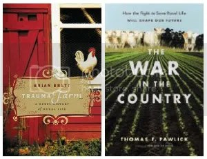 Two new books on the rural frontier