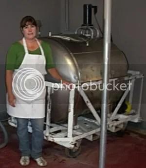 Sharon Ann Palmer, arrested in California for raw goat milk crimes?