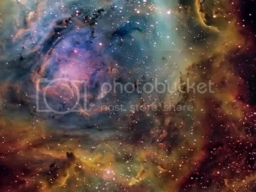 Useful ideas from out of this world (picture is Lagoon Nebula from NASA)