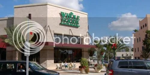 Whole Foods market in Sarasota Florida