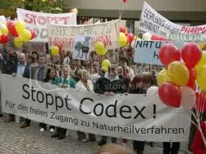 Codex is about as popular in Germany as NAIS in the states.