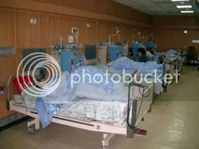 Kidney dialysis centre