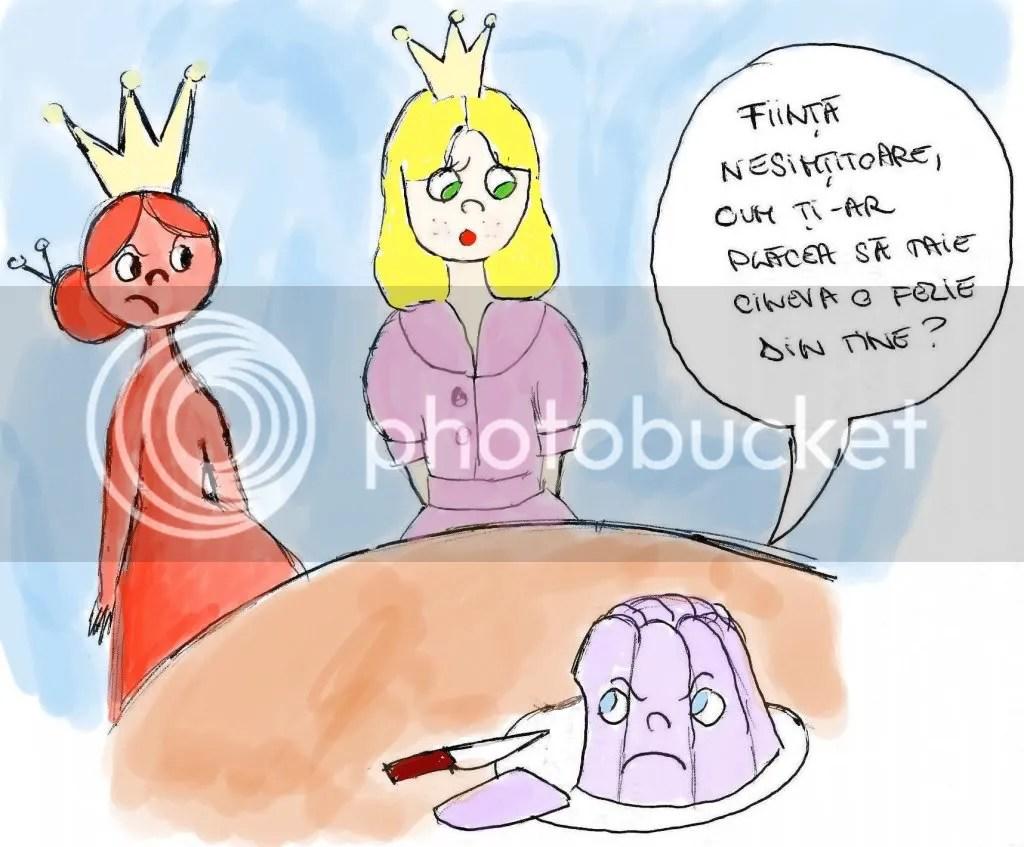 Alice şi budinca