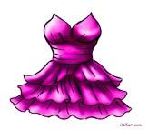 Cute Dress Drawings