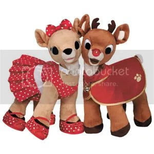 rudolph reindeer photo: Rudolph Build-A-Bear20Rudolph.jpg