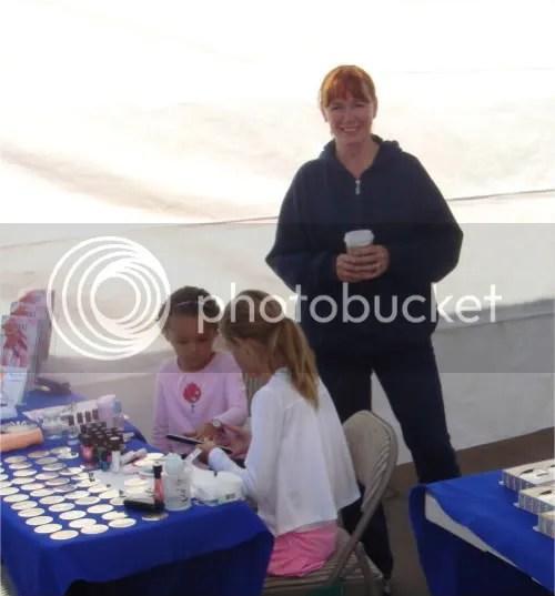 *Kathleen & girls