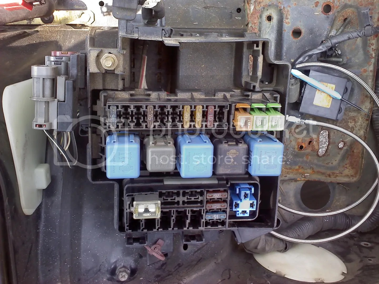 hight resolution of 1990 nissan 240sx fuse box wiring wiring library