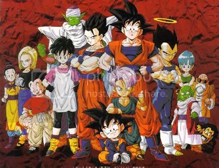 DragonBallZ04.jpg Dragon Ball Z 07 image by Tox171