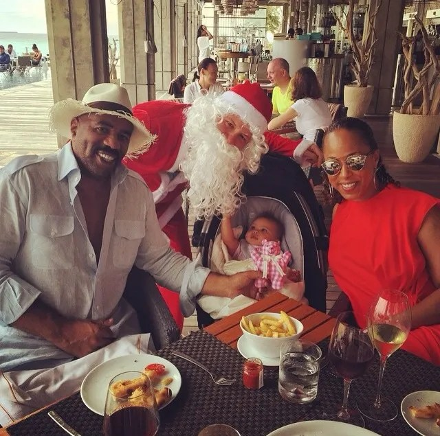 YBF CHRISTMAS ROUND UP The Wades The Harveys Trey Songz