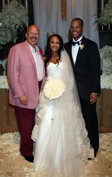 Td Jakes Daughters Wedding.Tom Joyner S Son Oscar Gets Hitched Photos Wrnb 100 3