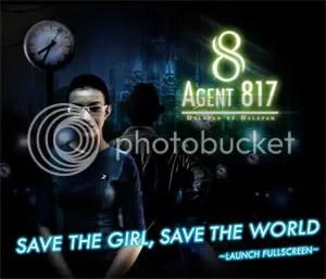 Agent 817