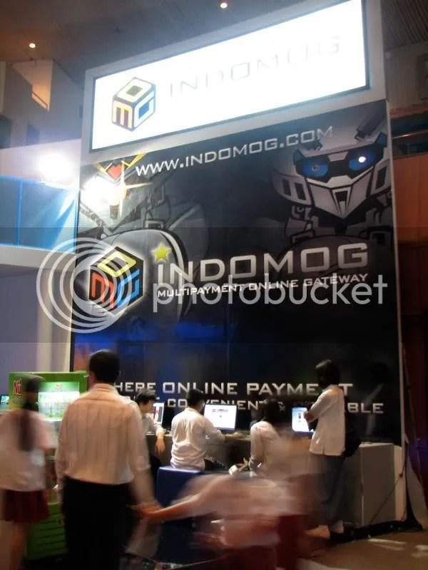Indomog, Penyelenggara IGS.