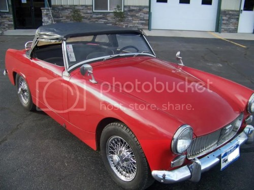 small resolution of 1976 mg midget