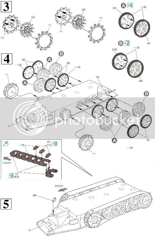 Armorama :: Sd. Kfz 250/9 build
