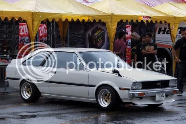 Corolla E7 Liftback