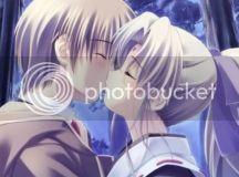 Anime Kissing Photo by Kenji_ | Photobucket