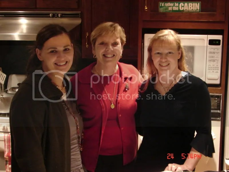 Tasha, Zella and Katie