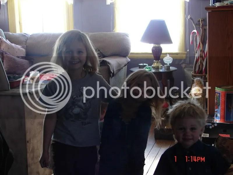 Lily, Sophia, Emry