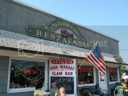 Spike's Fish Market in Point Pleasant, NJ