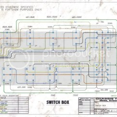 Lowrider Hydraulic Pump Wiring Diagram Double Wide Mobile Home Electrical Hydraulics Install