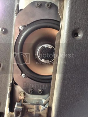 Nalin 525 TJ Speaker Adapters with Polk DB521: a how to  JeepForum