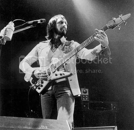 John Entwistle (October 9 1944 – June 27 2002)
