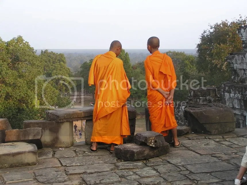 Two Monks Pictures, Images and Photos