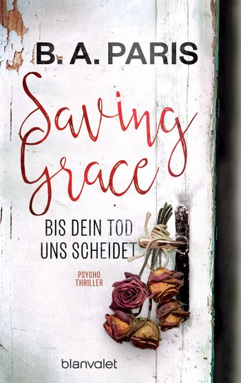 Saving Grace Cover (c) blanvalet