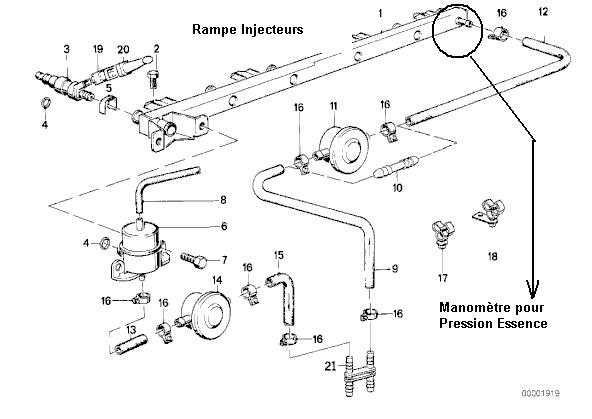 [ BMW E30 325i an 1987 ] problème de démarrage (résolu)