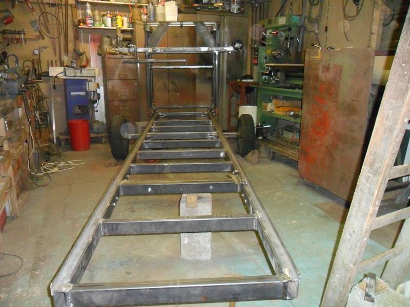 Construction Dune Scierie Mobile