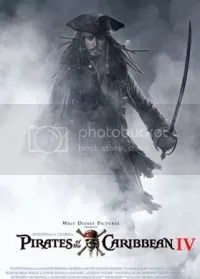 Pirates of The Caribbean 4 - Johnny Depp as Jack Sparrow has a trick to come back from Hell!