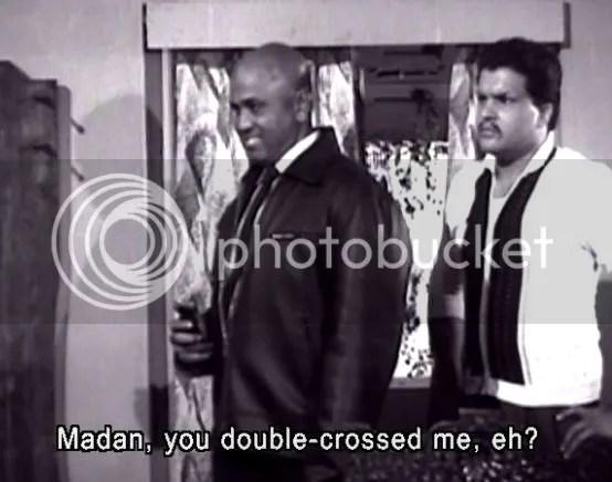 JAAL SAAZ (1969) It's Bambi vs  Dara Singh in this action